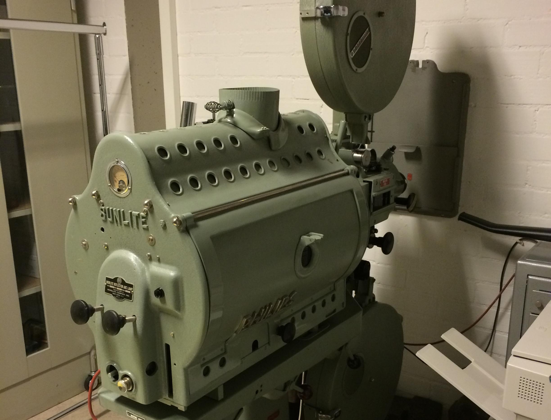 Filmausrüstung; Foto: Staatsanzeiger für Baden-Württemberg: Anja Stangl
