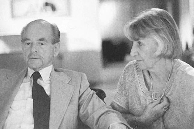 Greta und Ottomar Domnick