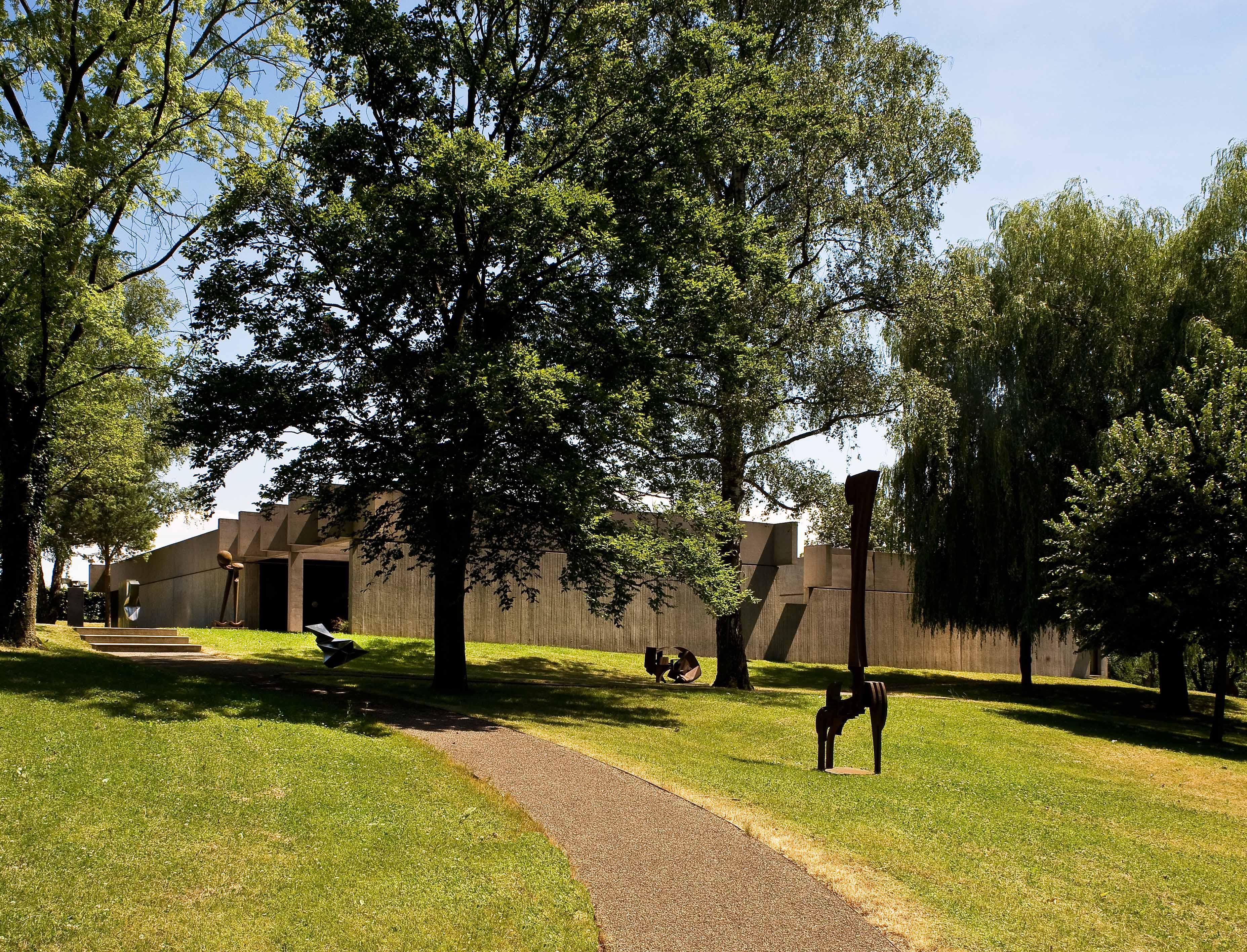 Haus und Garten Sammlung Domnick; Foto: Stiftung Domnick, Rose Hajdu