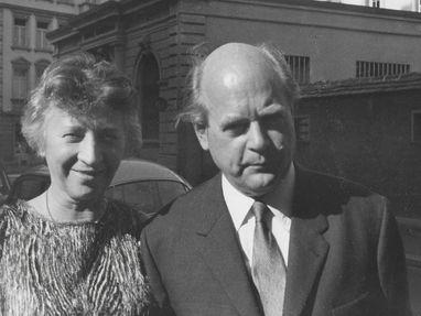 Sammlung Domnick, Greta und Ottomar Domnick