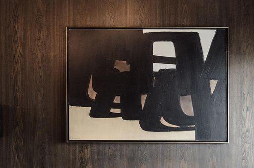 Sammlung Domnick, Gemälde von Pierre Soulages