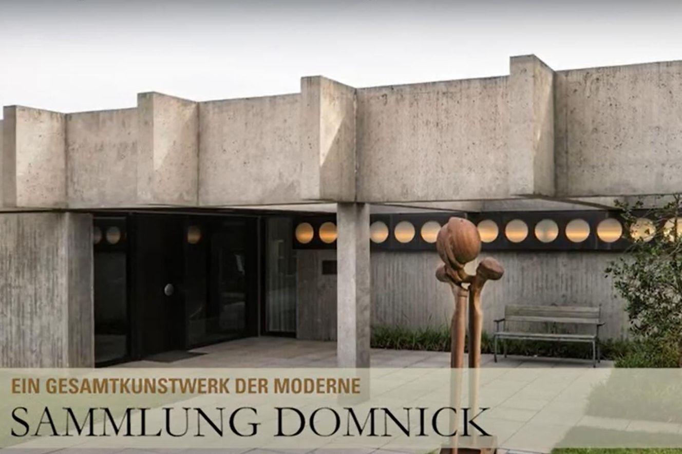 Startbildschirm Sammlung Domnik