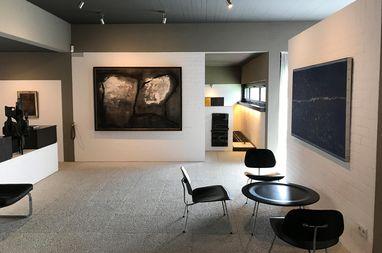 Sammlung Domnick, Sitzgruppe; Foto: Staatsanzeiger für Baden-Württemberg, Petra Schaffrodt