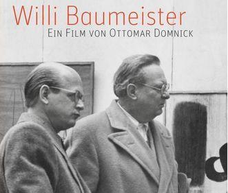 "DVD Film ""Willi Baumeister""; Foto: Stiftung Domnick"