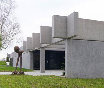 Sammlung Domnick, Eingangsbereich; Foto: Stiftung Domnick, Volker Naumann