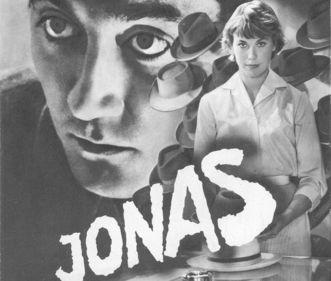 Filmplakat zu Jonas 1957; Foto: Stiftung Domnick