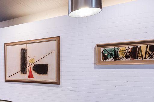 Sammlung Domnick, Gemälde von Hans Hartung